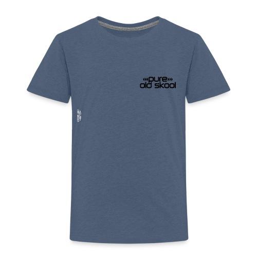 POS EXCLUSIVE POLO SHIRT - Kids' Premium T-Shirt