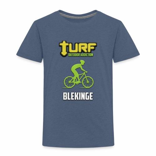 TURF - BLEKINGE - Premium-T-shirt barn