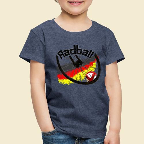 Radball | Deutschland - Kinder Premium T-Shirt