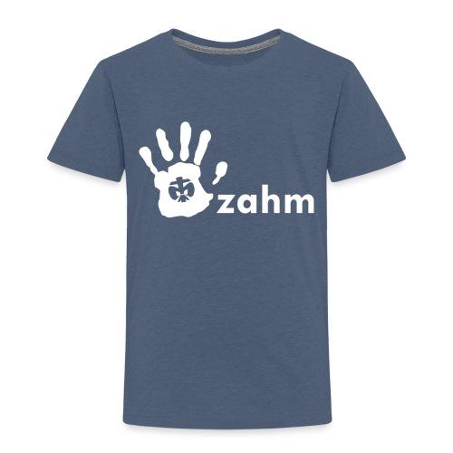 ak_shirts_handzahm - Kinder Premium T-Shirt