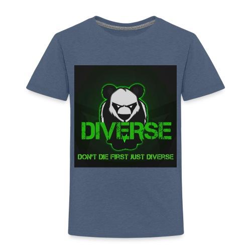 Diverse Logo - Kids' Premium T-Shirt