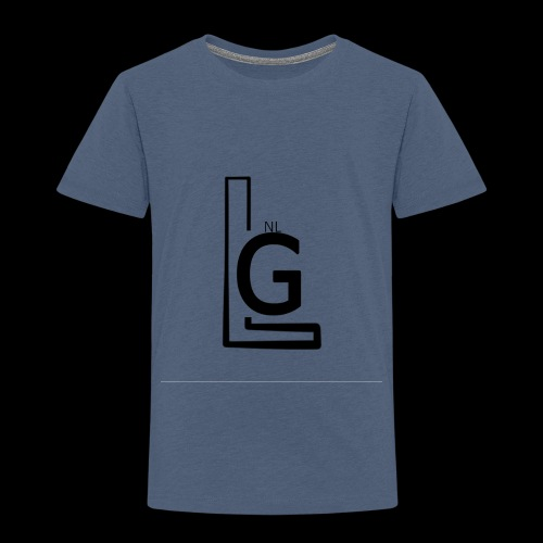 LegendgamingNL - Kinderen Premium T-shirt
