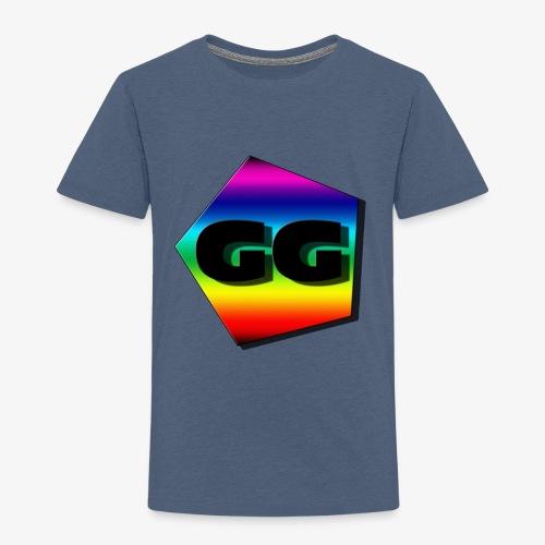 Rainbow GG - Premium T-skjorte for barn