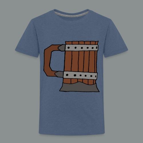 chope, peinte, bière, taverne, geek, jeu de rôle - T-shirt Premium Enfant