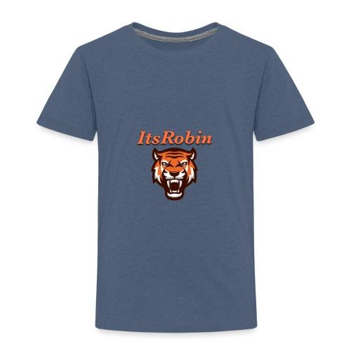 ItsRobin nieuw logo - Kinderen Premium T-shirt