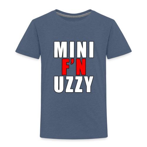 Mini F'N Uzzy - Kids' Premium T-Shirt