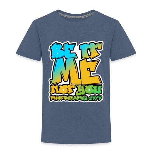 Hip-Hop Logo - Kids' Premium T-Shirt