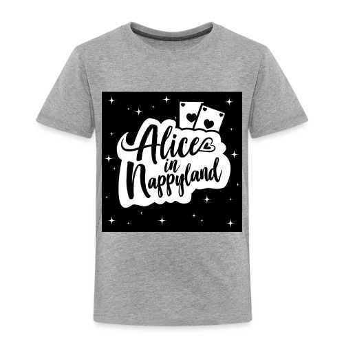 Alice in Nappyland 1 - Kids' Premium T-Shirt