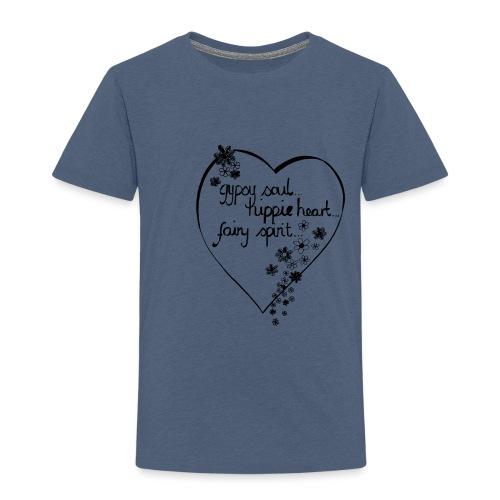 gypsy soul. - Kids' Premium T-Shirt
