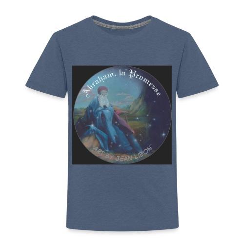 Abraham, la Promesse 亚伯拉罕的承诺。אברהם, ההבטחה.إبراهيم - T-shirt Premium Enfant