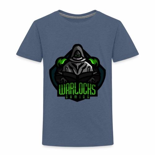 Warlocks Gaming - Premium T-skjorte for barn