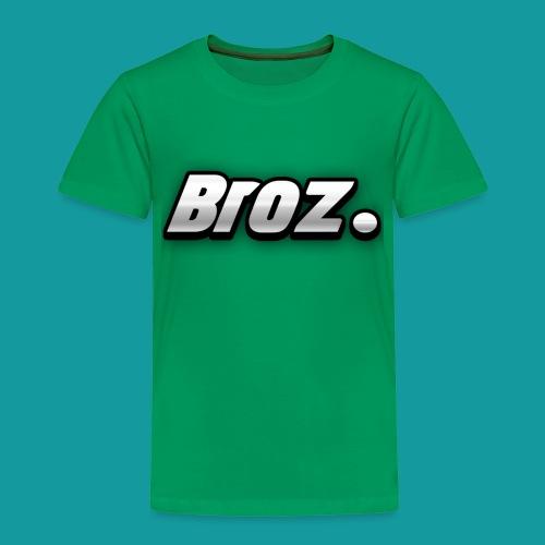 Broz. - Kinderen Premium T-shirt