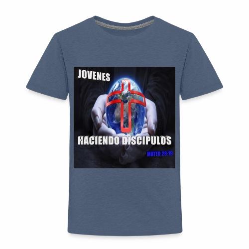JHD - Camiseta premium niño