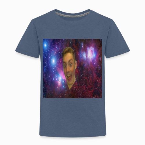The face of a madman design - Kids' Premium T-Shirt