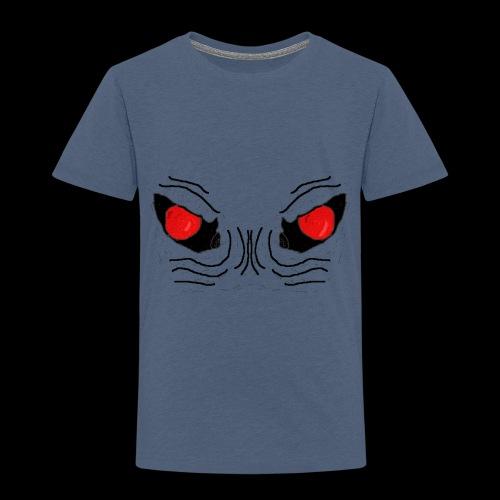 Demon Eyes Red - Kids' Premium T-Shirt