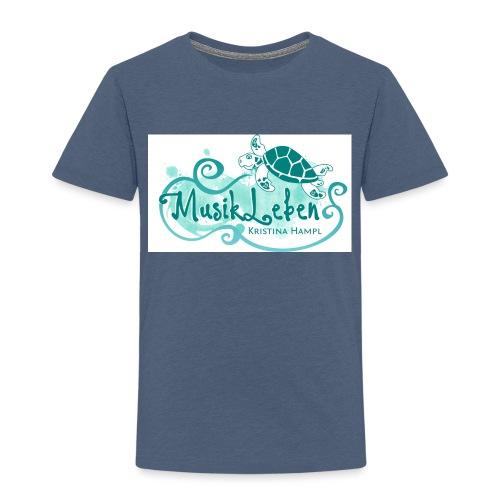 MusikLeben Kristina Hampl - Kinder Premium T-Shirt