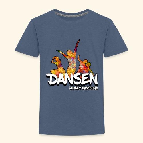 Dansen Mosaik - Premium-T-shirt barn