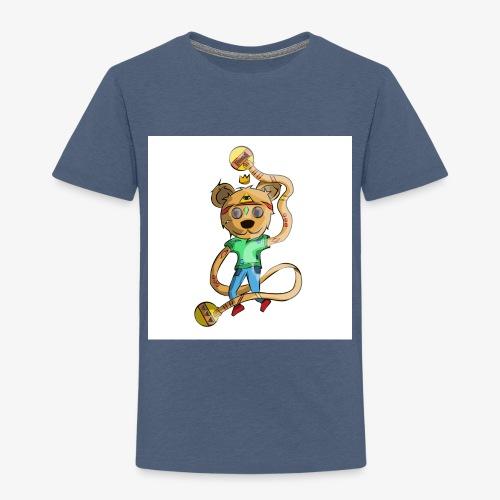 OSO HIPPIE - Camiseta premium niño