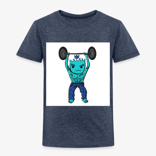 LLAMITA GYM - Camiseta premium niño
