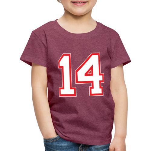DANNIEB 14 - Maglietta Premium per bambini