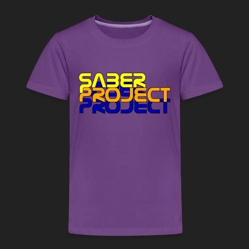 SPychedelic Color - Kinder Premium T-Shirt