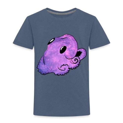 Polpo Kawaii - Maglietta Premium per bambini