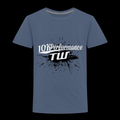 10K Performance by Tim Wiedemann - Kinder Premium T-Shirt