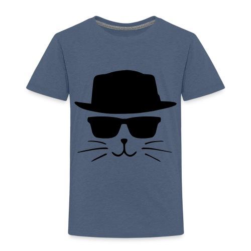 Chat avec style - T-shirt Premium Enfant