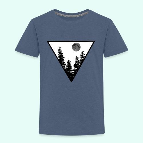 Pleine lune - T-shirt Premium Enfant