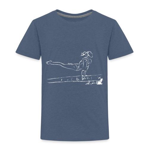 TRAVE BIANCA - Maglietta Premium per bambini