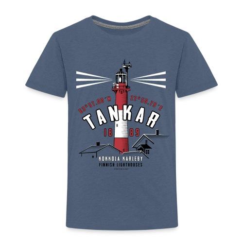 TANKAR MAJAKKA Tekstiilit ja lahjatuotteet - Lasten premium t-paita