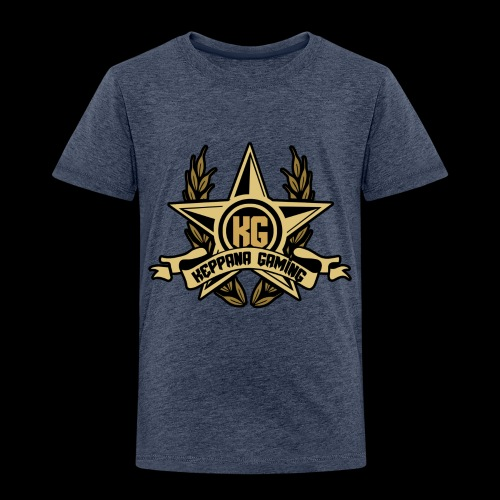 Keppana Gaming - Lasten premium t-paita