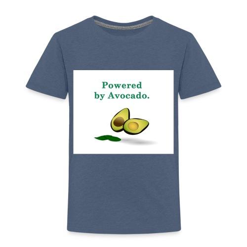 T-shirt ; Powered by avocado - T-shirt Premium Enfant