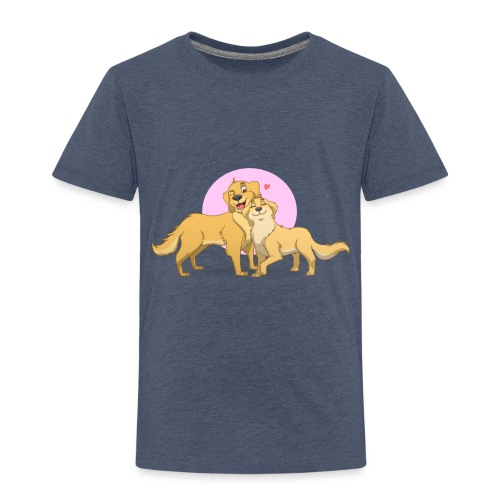 Lilly And Chicko - Kinder Premium T-Shirt