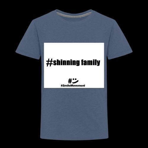 shinning family - T-shirt Premium Enfant