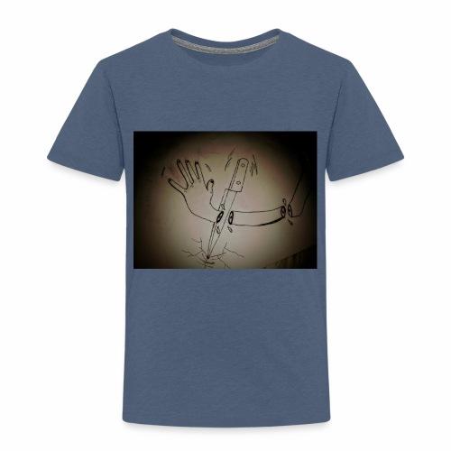 IMG 20171025 214449 - Camiseta premium niño