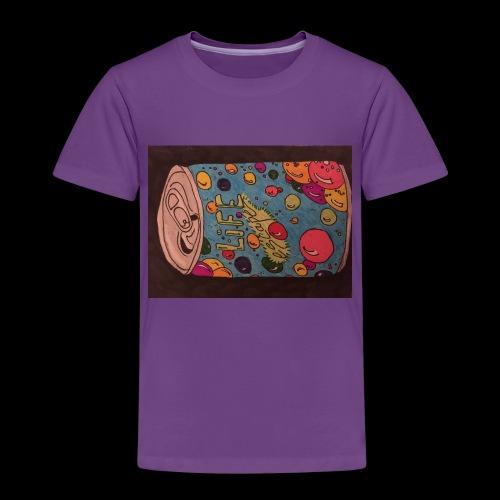 7AABC614 53CA 4156 B765 D9FBF5B8E496 - Børne premium T-shirt