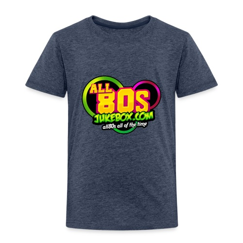 All80s Jukebox Merch - Kids' Premium T-Shirt