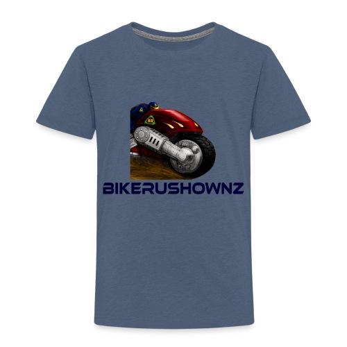 bikerushwonz merchandise - Kids' Premium T-Shirt