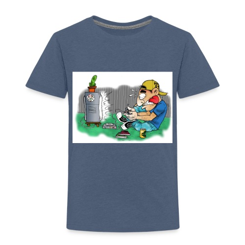 BoarderMax Gamer - Kinder Premium T-Shirt