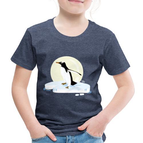 Ijzige pinguïn - T-shirt Premium Enfant
