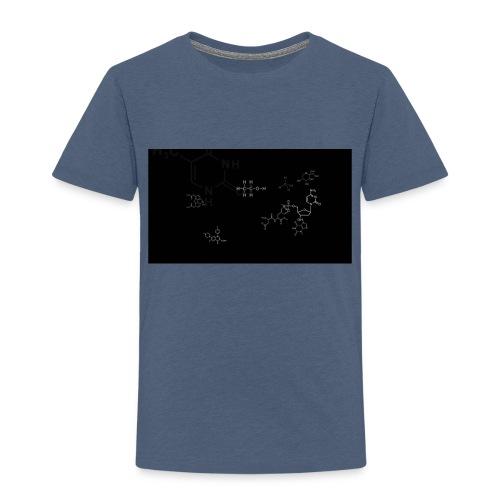 FessorVidenskabsTrøjen - Børne premium T-shirt