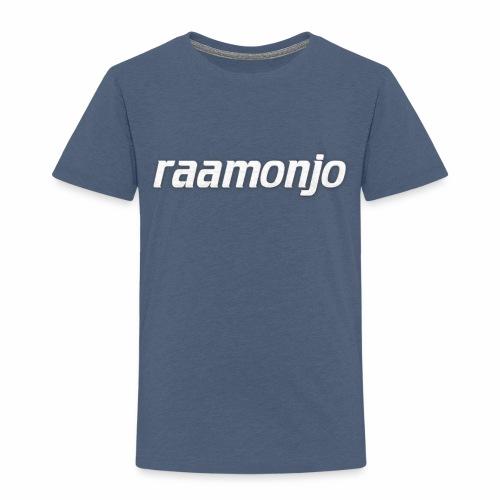 raamonjo v1 - Kinder Premium T-Shirt