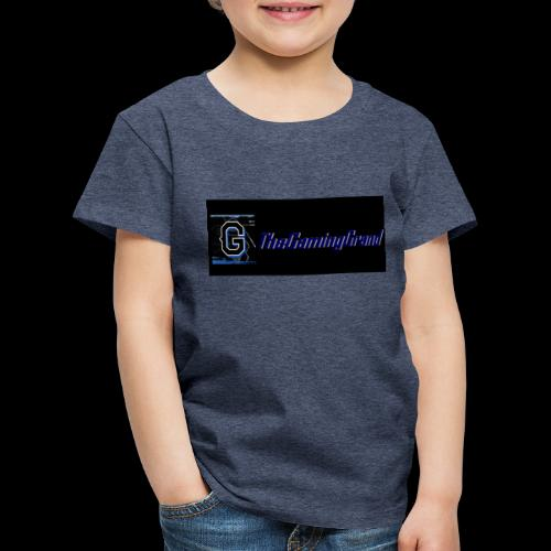 grand picture for black - Kids' Premium T-Shirt