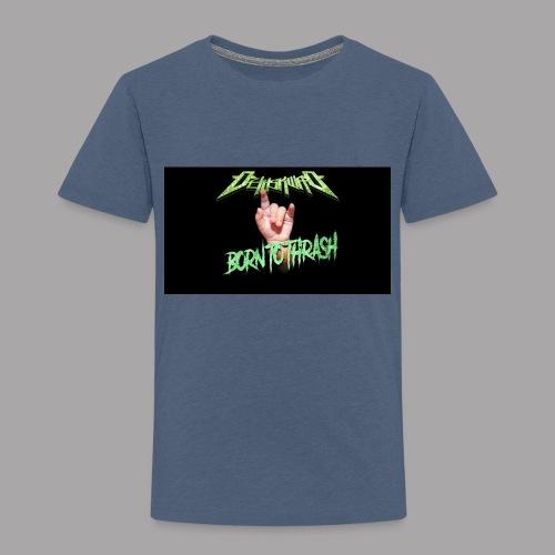 Born to Thrash! - Premium-T-shirt barn