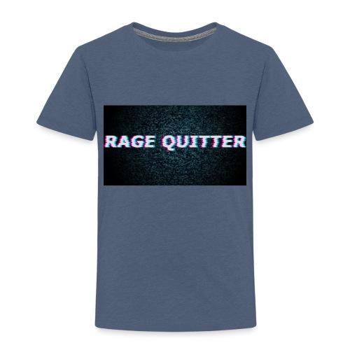 Rage Quitter Design 1 - Kids' Premium T-Shirt