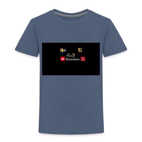 Nya Profilen - Premium-T-shirt barn