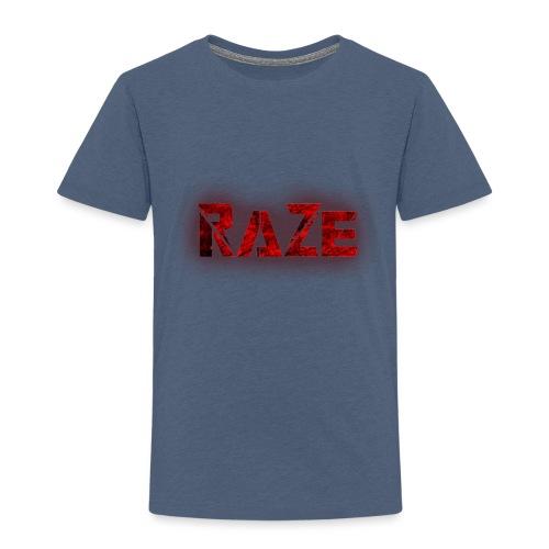 RaZe Logo - Kids' Premium T-Shirt