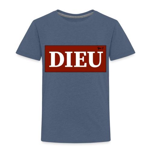DIEU Tyno s - T-shirt Premium Enfant