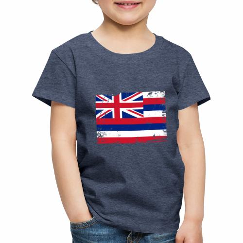 Hawaii flag textiles, Gifts and products for you - Lasten premium t-paita